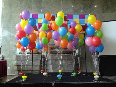 Selt pickup balloon helium - belon gas pendang
