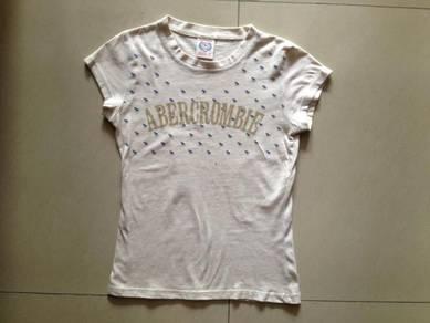 Abercrombie - Beige T-shirt