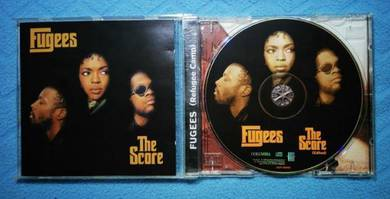Fugees THE SCORE cd USA import