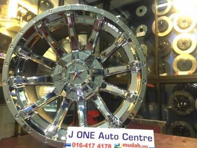 OFFROAD STAR WHEELS 20inc RIM FJ CRUISER RANGER
