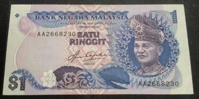 RM1 Aziz Taha 1st Prefix AA2668230