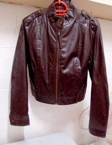 Ladies PU Jacket - Size M