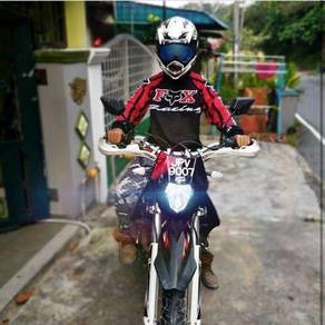 2015 Super Motard 200cc