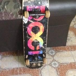 Skateboard Full set