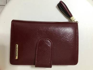 Authentic Sach Leather Purse
