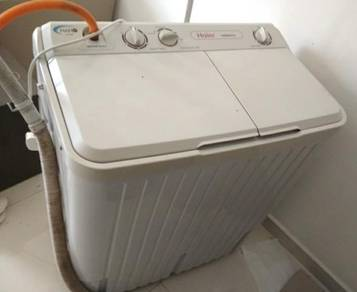 Washing Machine Semi-Auto