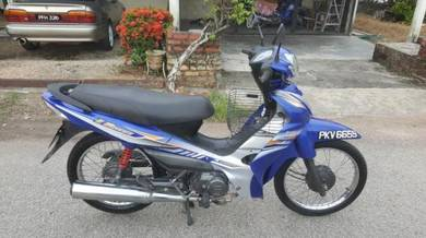 2012 Sym Ebonus 110 full original standard