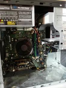 PC i3-2130 3.40GHz Win10-64bit