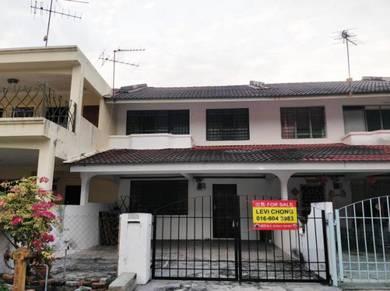 40k cheaper, full loan 2 storey house in Kampar