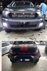 Ford ranger t6 convert t7 bumper bodykit new 1:1