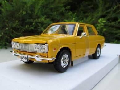 Maisto 1/24 Nissan Datsun 510 Bluebird SSS 1971