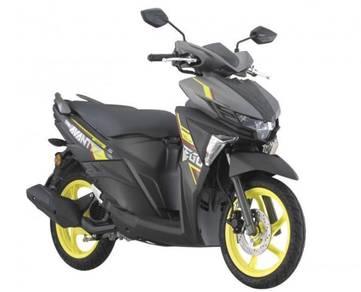 Yamaha ego avantiz (super jimat!!)