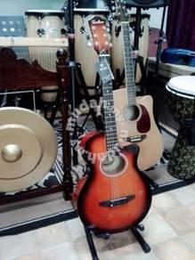 Guitar Akustik (T-6000)