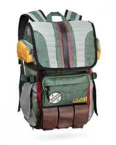 Star Wars Boba Fett Mandalorian Armor Backpack