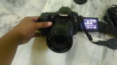 Canon eos 60d good condition