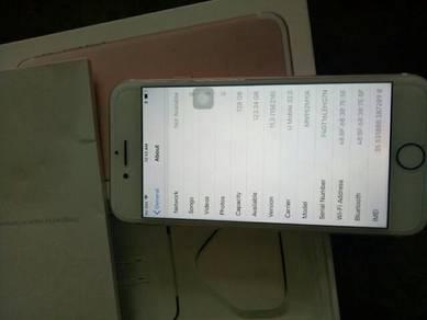 Iphone 7 128gb myset URGENT