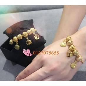 Hello kitty bracelet limited stock