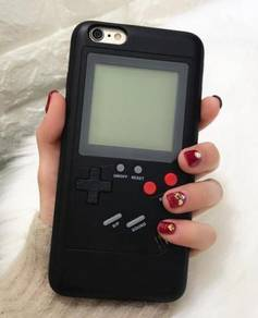 Gameboy Tetris Game iphone 6/6s case