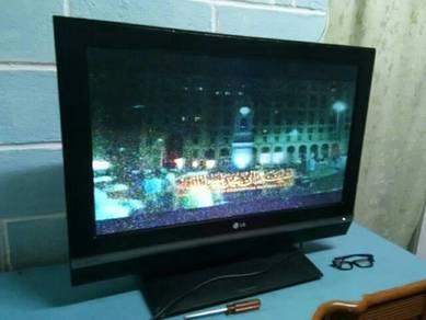 Tv lcd (sony/LG/samsung)