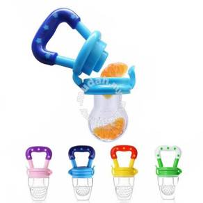 Baby Infant Food Nutrition Nipple Pacifier Feeder