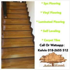 Laminate Flooring / Vinyl / SPC -H499