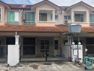 Double storey terrace intermediate, Senadin Miri