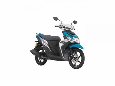 Yamaha Ego Solariz 125 / Ego Solariz New model