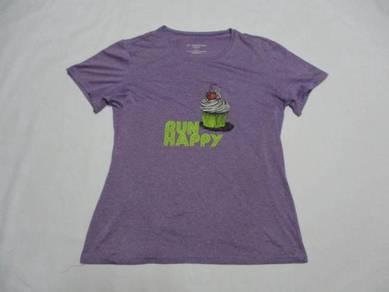 Brooks Ladies Run Happy Purple Tee M (Kod AV3885)