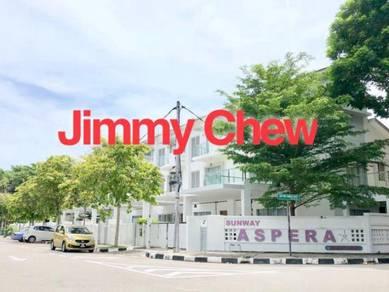 2 Storey Corner with LAND Sunway Aspera Near Sea Lintang Sungai Batu