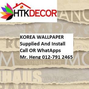 Korea Wall Paper for Your Sweet Home 79JI
