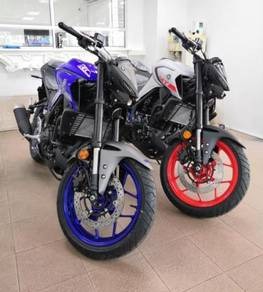 Yamaha MT25 ready stock (mt15,mt25,r25,ninja250)