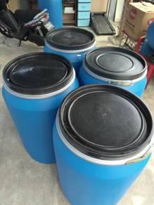 Tong drum biru