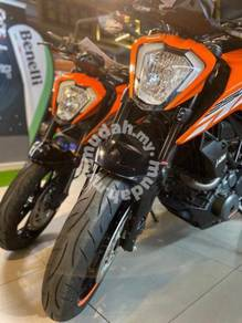 Ktm duke 250 dp199 easy approve