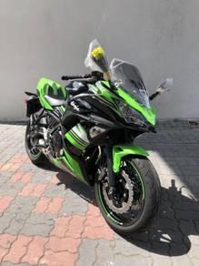 Brand New Kawasaki Ninja 650 ABS (SE)
