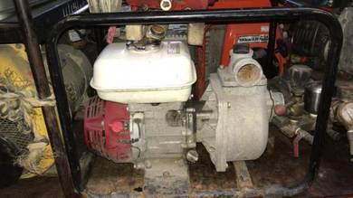 Water pump power sprayer set petrol engine
