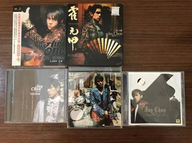 Jay Chou discography and albums