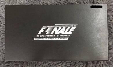 Sepang F1 Limited Edition