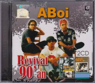 CD ABoi Revival 90'an 2CD
