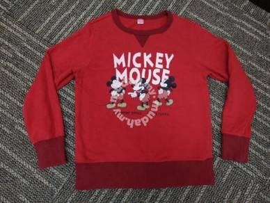 Mickey mouse x uniqlo kids boys girls