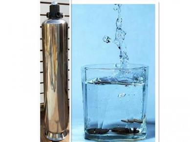 Water Filter / Penapis Air s.steel jc4l