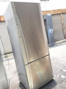 Panasonic Inverter Fridge 2 Doors Pintu Peti Sejuk