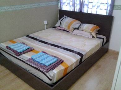 G Home bajet + 3 bilik + pool
