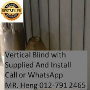 Best Vertical Blind - with install ej02e