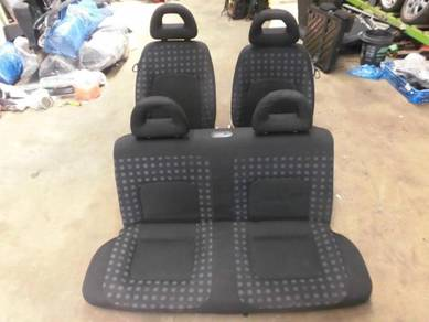 Peugeot 206 Seat Complete