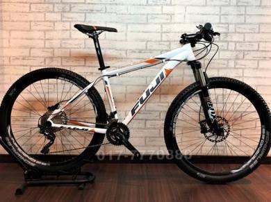 FUJI TAHOE 1.3D MTB Bike 30SP DEORE XT Bicycle