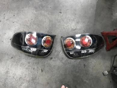 Toyota vios NCP42 rear lamp after market