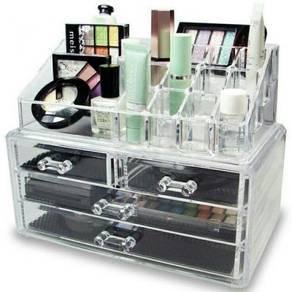 4 drawer cosmetic rack