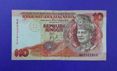 JanJun Duit Lama RM10 6th Siri 6 Jaffar QW 9331912