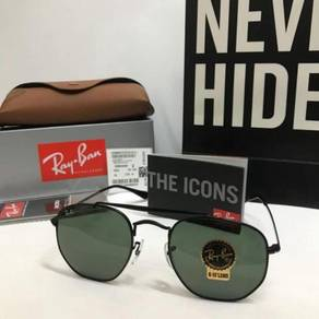Original Rayban Marshal All Black