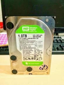 WD Green 1TB PC